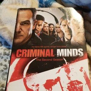 Criminal Minds second season